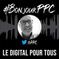 Logo du podcast Le digital pour tous #BonjourPPC