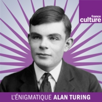 Logo of the podcast L'énigmatique Alan Turing