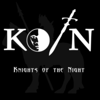 Logo of the podcast Knights of the Night Actual Play Podcast