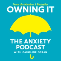 Logo du podcast OWNING IT: How to improve your self-talk for anxiety with Little Penny Thoughts