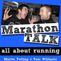 Logo of the podcast Marathon Talk