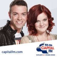 Logo of the podcast Capital Breakfast Podcast with Des and Jennie (T in the Park)