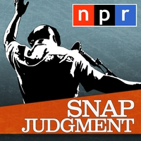 Logo du podcast NPR - Snap Judgment