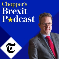 Logo of the podcast Chopper's Brexit Podcast