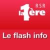 Logo of the podcast RSR - Le flash info - La 1ère