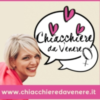 Logo of the podcast Chiacchiere da Venere - Podcast da donne!