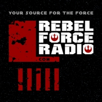 Logo of the podcast RebelForce Radio : Star Wars News and Commentary