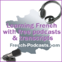 Logo of the podcast With simultaneous translation in English