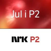 Logo of the podcast 23.12.2015  Jul i P2 - Hilde Hagerup, podcast