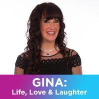 Logo of the podcast Gina – Life, Love and Laughter