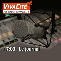 Logo of the podcast Le journal de 17H00 - 12/08/2016