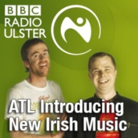 Logo of the podcast NI Music: Ciaran Lavery, REWS and Thran