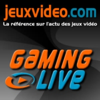 Logo of the podcast Gaming Live - JeuxVideo.com