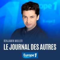 "Logo du podcast Marine Le Pen ""ébranle"" une auditrice de France Inter"