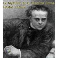 Logo du podcast Le Mystère de la chambre jaune de Gaston Leroux