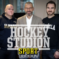 Logo du podcast #23 - Äntligen hockey