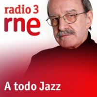 Logo of the podcast A todo jazz - Oscar Peterson, Milt Jackson y Ray Brown