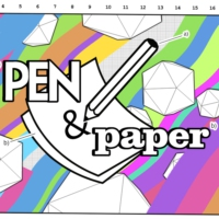 Logo of the podcast Pen & Paper - Kurzgeschichten