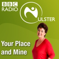 Logo du podcast VE Day in Fermanagh, Tyrone postcards and Peter Lyons the wood turner