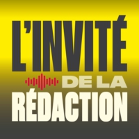 "Logo of the podcast L'invité de la rédaction - Eric Sadin, philosophe, auteur de ""La Silicolonisation du monde"" - 01.11…"