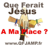 Logo of the podcast Que Ferait Jésus A Ma Place – qfjamp.fr