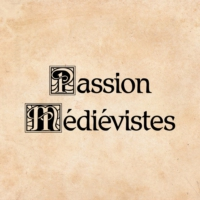 Logo of the podcast LIVE Anniversaire Passion Médiévistes