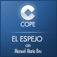 Logo of the podcast Cadena COPE - Podcast de El Espejo