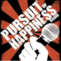 Logo of the podcast Pursuit of Happiness Radio