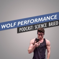 Logo of the podcast WOLF PERFORMANCE COACHING