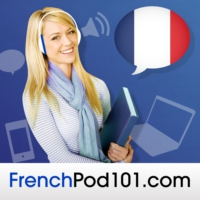 Logo of the podcast Learn French | FrenchPod101.com