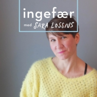 Logo of the podcast Ingefær podcast