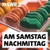 Logo du podcast SWR2 am Samstagnachmittag