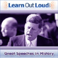 Logo of the podcast Great Speeches in History