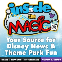 Logo of the podcast Inside the Magic