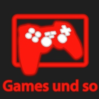 Logo du podcast Games und so