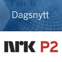 Logo of the podcast NRK P2 – Dagsnytt