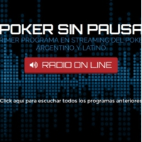 Logo of the podcast POKER SIN PAUSA - 25-02-2016