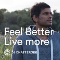 Logo of the podcast Feel Better, Live More