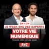 Logo of the podcast Le weekend des experts : Votre vie numérique