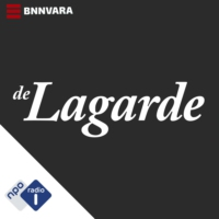 Logo of the podcast De Lagarde Radio