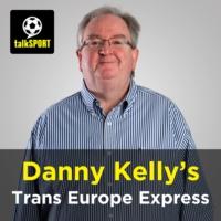 Logo du podcast Danny Kelly's Trans Europe Express