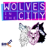 Logo of the podcast 00: Introducing Wolves in the City