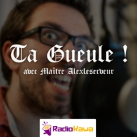 Logo of the podcast Dédicasse (Ta Gueule #89)