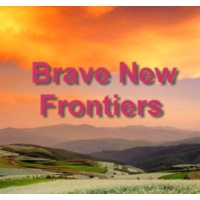 Logo of the podcast Brave New Frontiers
