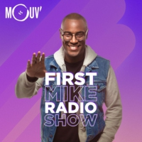 Logo of the podcast First Mike Radio Show