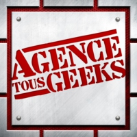 Logo of the podcast Agence Tous Geeks