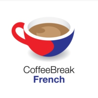 Logo of the podcast Coffee Break French