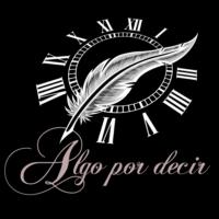 Logo of the podcast Algo por decir