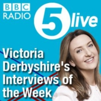 Logo of the podcast BBC Radio 5 Live - Victoria Derbyshire's Interviews of the Week