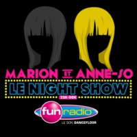 Logo du podcast Marion et Anne-So - Le Night Show